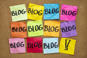 Blog sticky note reminders