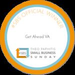 Theo Paphitis #SBS Winner logo