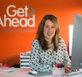 Mumpreneur Rebecca Newenham scoops Small Business Sunday award