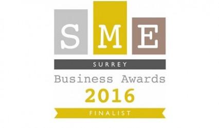 Get Ahead VA shortlisted as a finalist for prestigious Surrey Business Awards