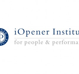 Marketing & PR Services for Leadership Consultancy iOpener Institute for People & Performance