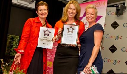 Mumpreneur business Get Ahead VA scoops national award for flexible working